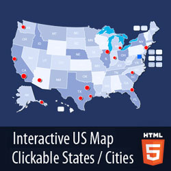 Interactive-US-Map-Clickable-States-Cities