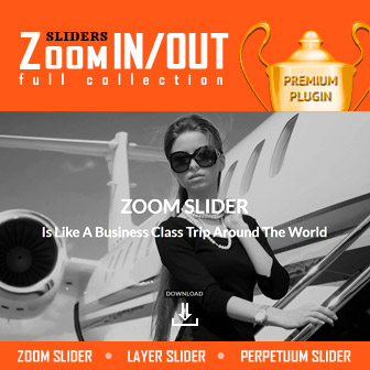ZOOM SLIDER jQuery Plugin