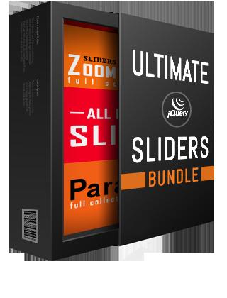 Ultimate JQ Sliders Bundle